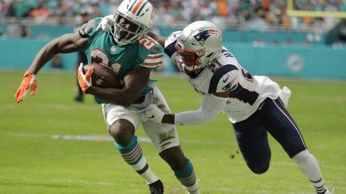 Dolphins se imponen a Patriots en la última jugada