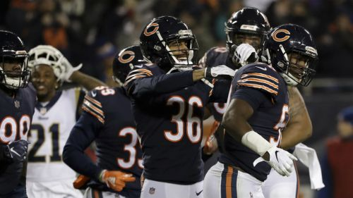 Una cátedra defensiva da a los Bears importante triunfo sobre los Rams