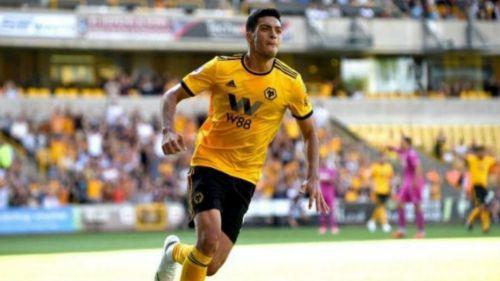 [Video] Así fue el golazo de Raúl Jiménez a favor del Wolverhampton