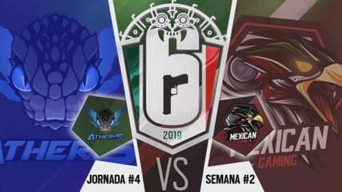 Atheris Esports derrotó a Mexican Gaming en la última semana del año