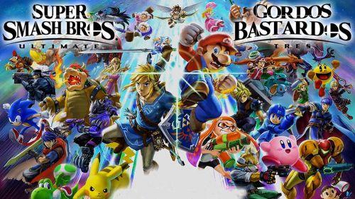 Nintendo complació a todos los fans en Smash Ultimate