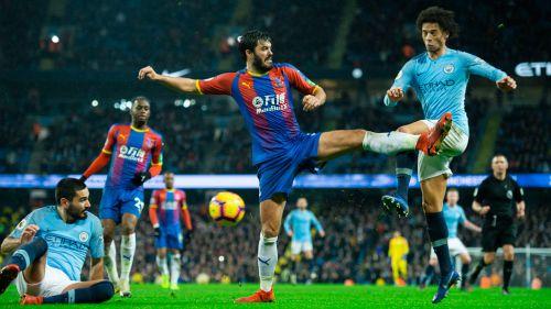 El golazo que anotó el Crystal Palace para vencer al Manchester City