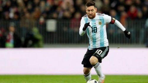 Se filtra posible nuevo jersey de Argentina