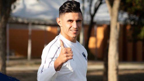 Delantero Adam Barreiro ya negocia con Rayados