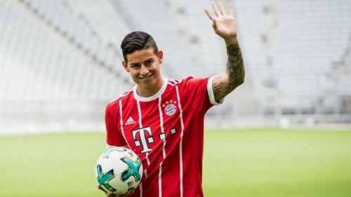 James Rodríguez podría salir del Bayern Münich