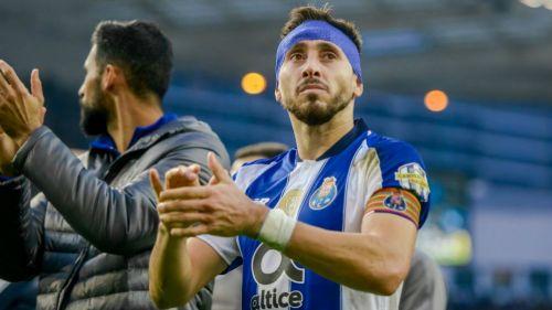 Héctor Herrera no renovará contrato con el Porto