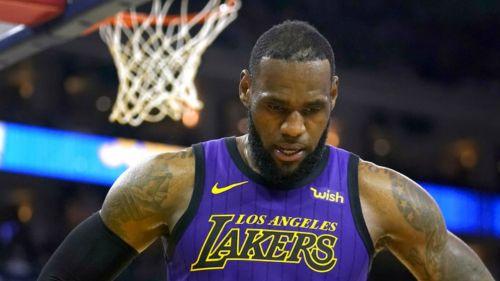 LeBron James se perderá cuatro partidos más