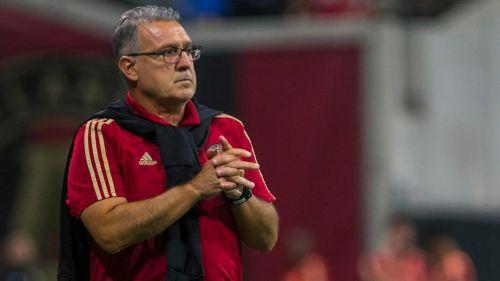 Tata Martino, en su paso como estratega del Atlanta United