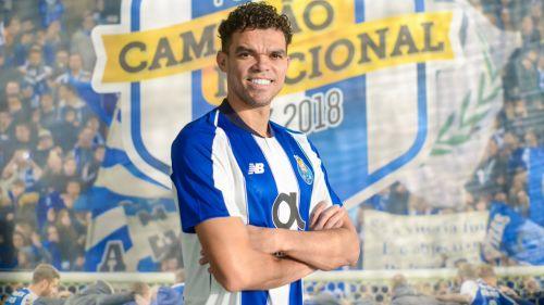 Pepe regresa al Oporto — OFICIAL