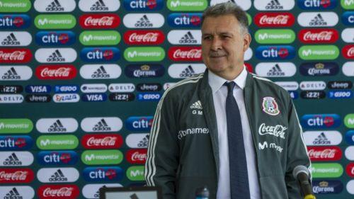 Marco Fabián y Salcedo, con buenas referencias del Tata Martino