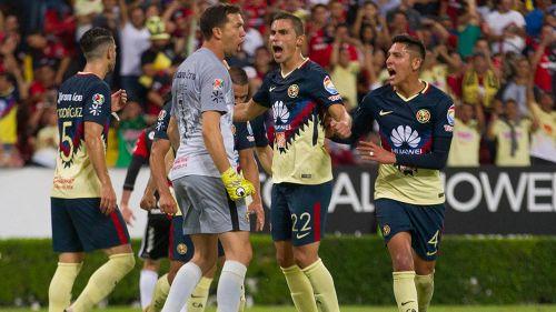 Goles paraguayos en el Atlas-América - Deportes