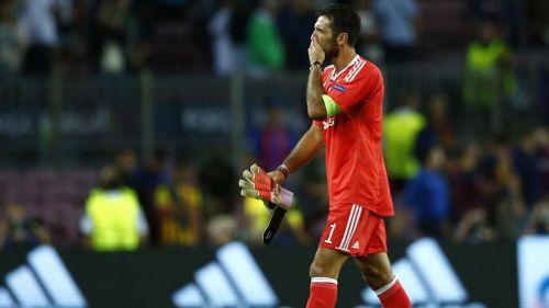 Buffon reveló problema de salud que sufrió en la Juventus