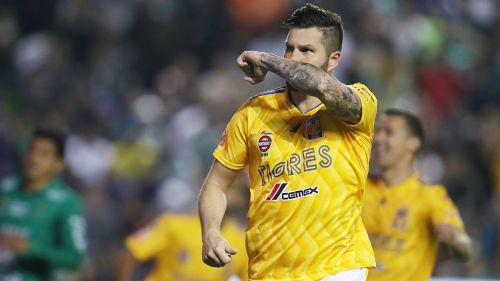 Tigres UANL presenta su tercera camiseta