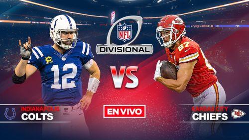 EN VIVO Y EN DIRECTO: Colts vs Chiefs