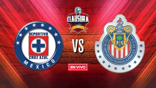 EN VIVO Y EN DIRECTO: Cruz Azul vs Chivas