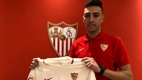 Munir es nuevo jugador del Sevilla | OFICIAL | España — Fichajes Barcelona