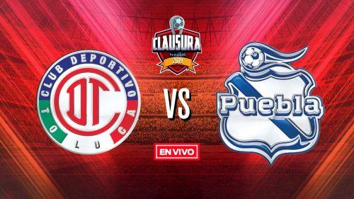 Toluca gana al Puebla en el Nemesio Diez