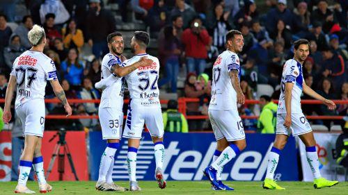 Pachuca festeja primer triunfo en el Clausura 2019