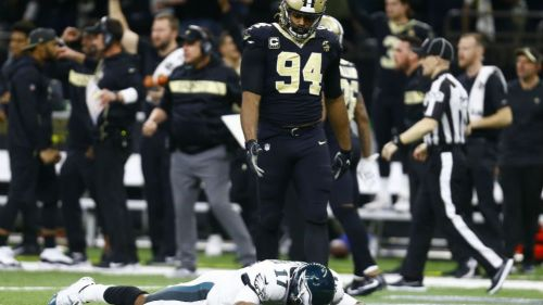 Brees y los Saints muestran su clase