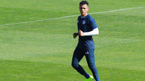 Yotún se pierde duelo de Copa con Cruz Azul por lesión