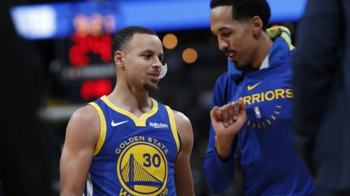 La dupla Curry-Thompson abusa de los Nuggets de Juancho Hernangómez