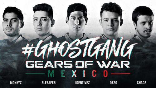 Los mejores jugadores de Gears of War en Latinoamérica ficharon por un nuevo equipo