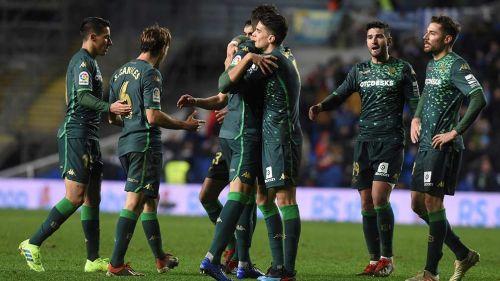 Betis enfrentará al Espanyol en los Cuartos de la Copa del Rey | RÉCORD
