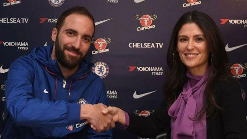 Higuaín ya es del Chelsea — Oficial