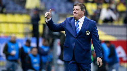 Miguel Herrera agradece el apoyo de la afición azulcrema