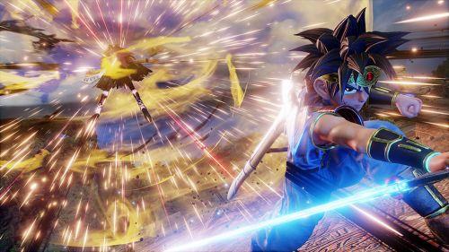 Fly utilizará su habilidad con la espada para vencer a sus enemigos