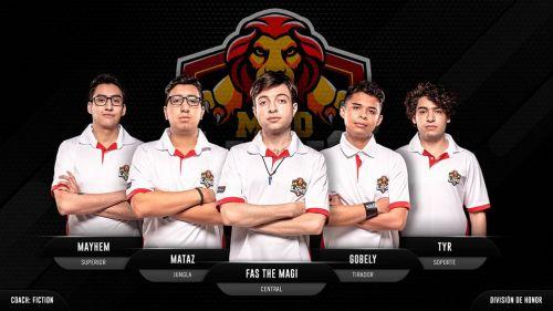La escuadra de MAD Lions tomó la cima en la semana 1