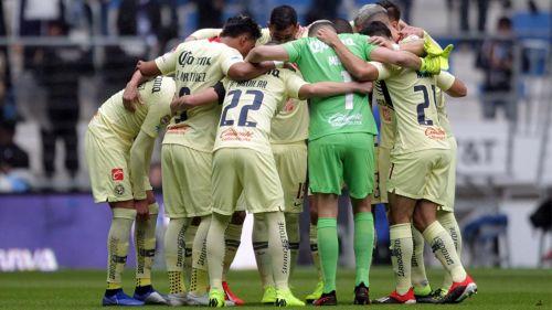 América previo al duelo ante Monterrey