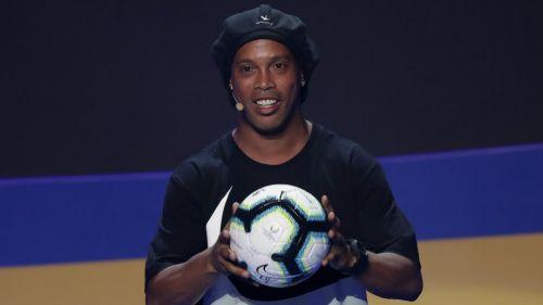 8d6ef73cb52e1 Conmebol presenta balón para la Copa América 2019