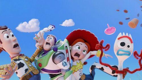 Personajes de la película Toy Story 4