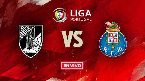 EN VIVO y EN DIRECTO: Vitória de Guimarães vs Porto