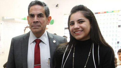 Dafne Almazán, la psicóloga más joven del mundo
