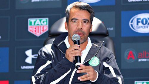 Pável Pardo, previo al partido Copa de Leyendas