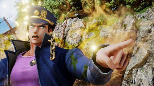 Jotaro se unirá a la batalla en Jump Force