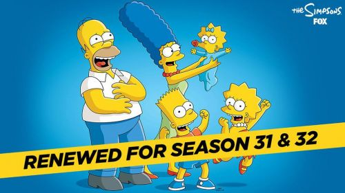 Promocional de The Simpsons que salió en redes