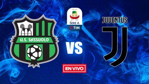 EN VIVO Y EN DIRECTO: Sassuolo vs Juventus