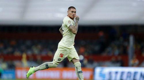 Nico Castillo en su debut con América