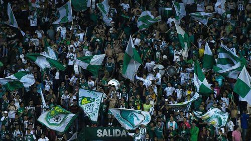 Afición del León durante un partido del Clausura 2019