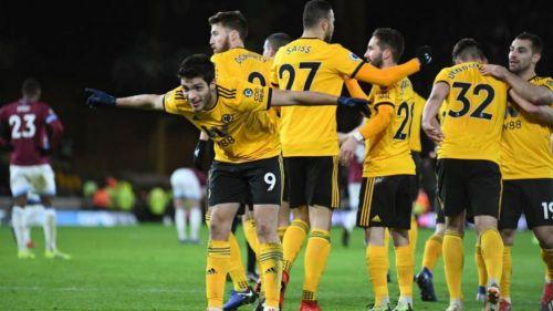 Premier League Wolverhampton rescató el empate en el último segundo