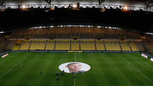 Homenaje a Emiliano Sala en Nantes
