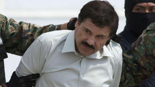 Joaquín Guzmán, exlíder del Cártel de Sinaloa