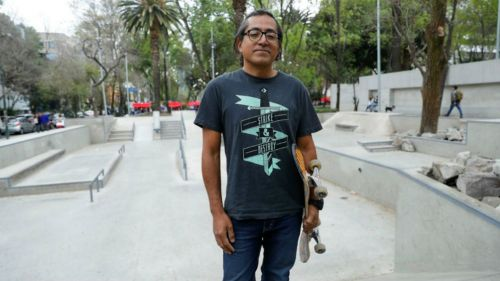 Francisco Manzanares posando para la lente de RÉCORD