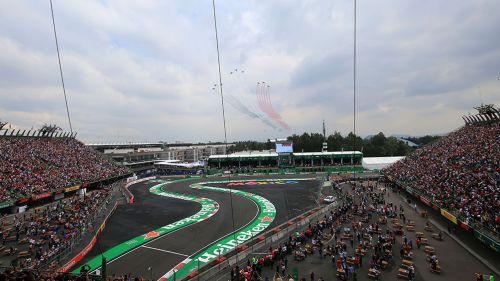 Se renovará contrato de F1 sólo si no implica recursos federales: AMLO