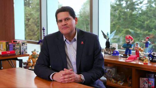 Reggie Fils-Aimé anuncia su retiro como presidente de Nintendo of America