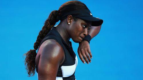 WTA Acapulco: Le pusieron el freno a Sloane Stephens