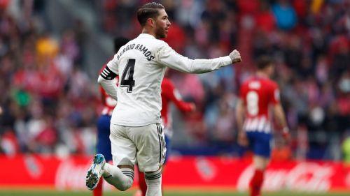 Se calentó el Clásico con la entrada de Ramos a Messi